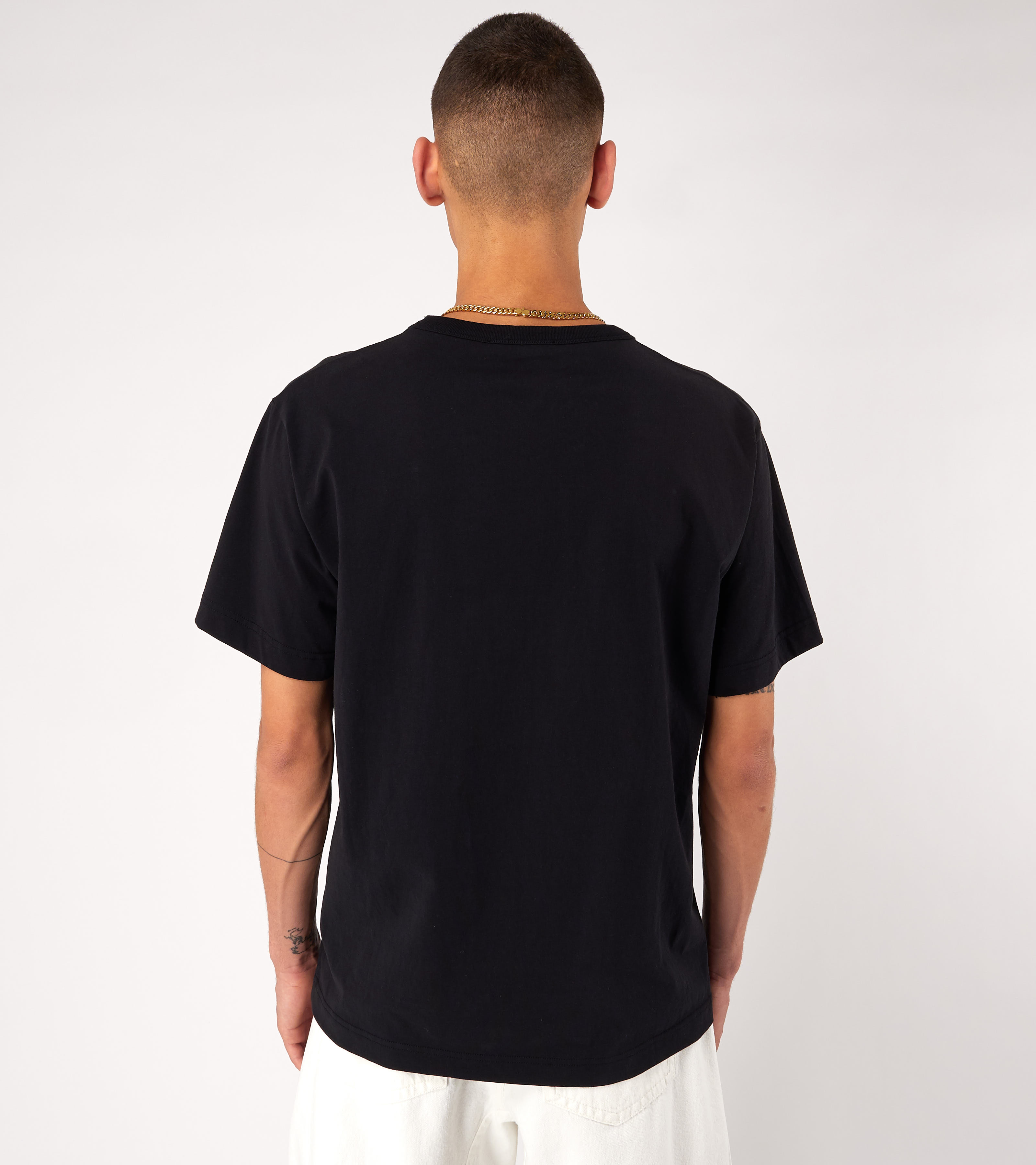 Changes Tee Pistol Black