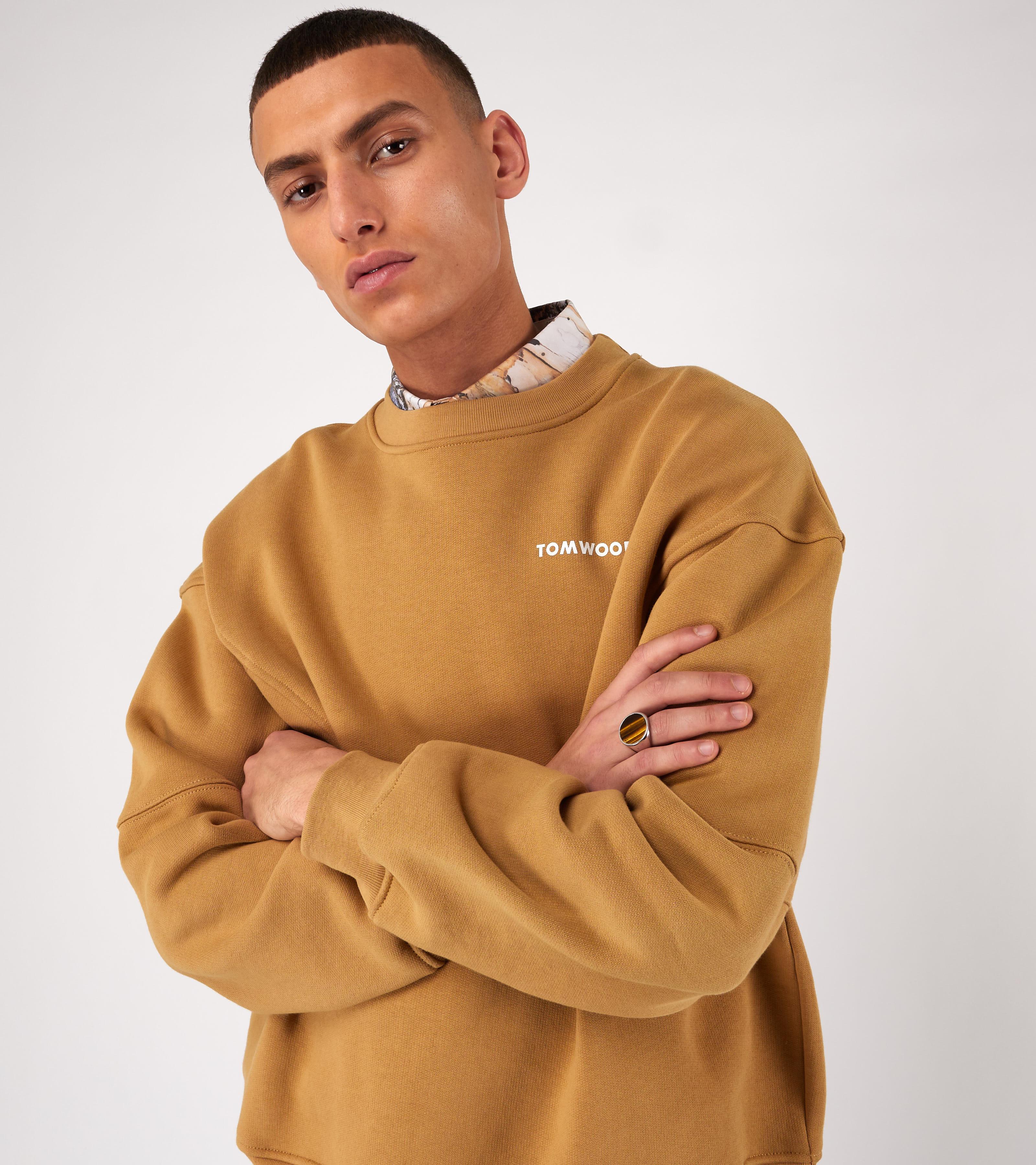 Labyrinth Sweater Camel