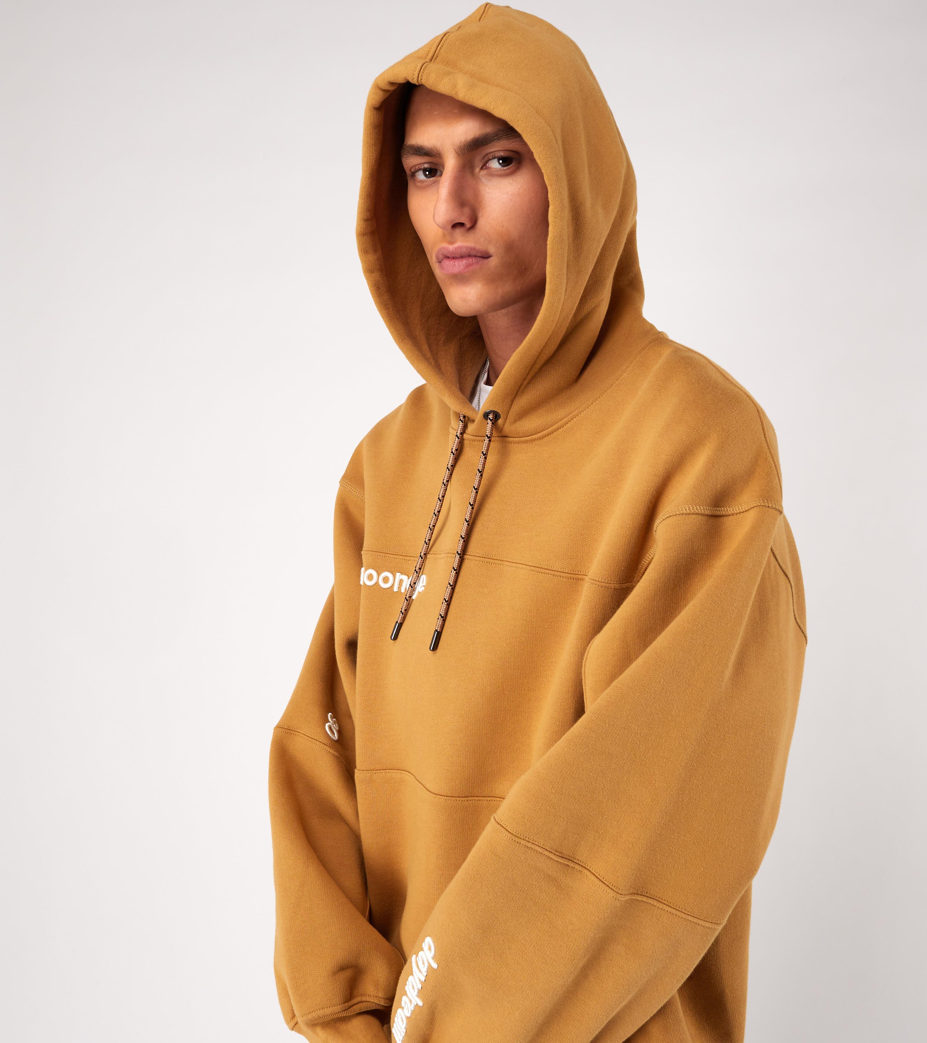 Moonage Daydream Hoodie Camel