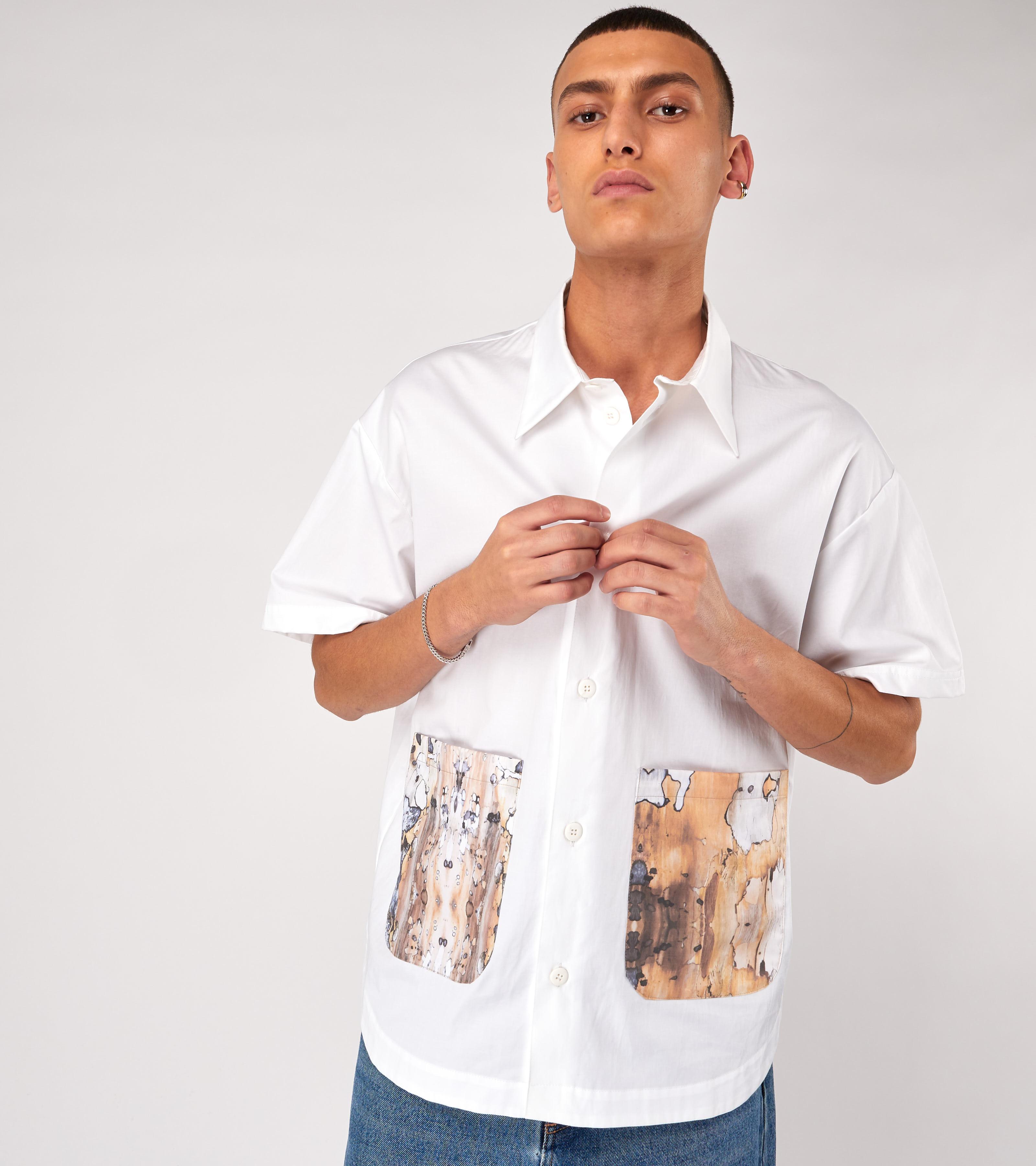 Stardust Shirt Virgin White