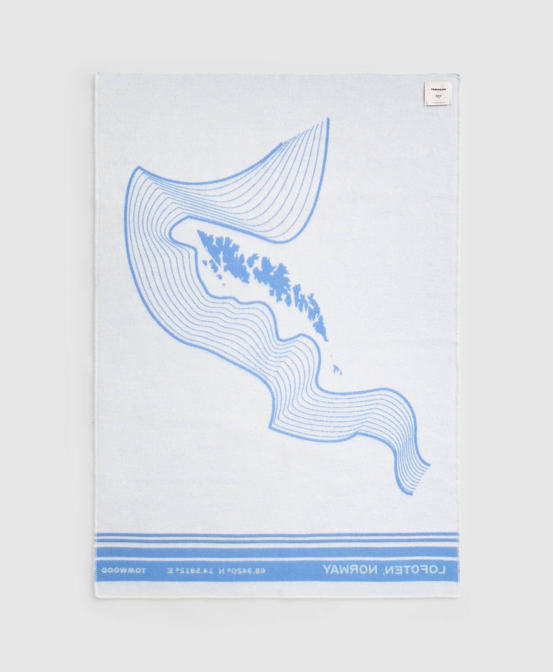 Latitude Blanket Lofoten
