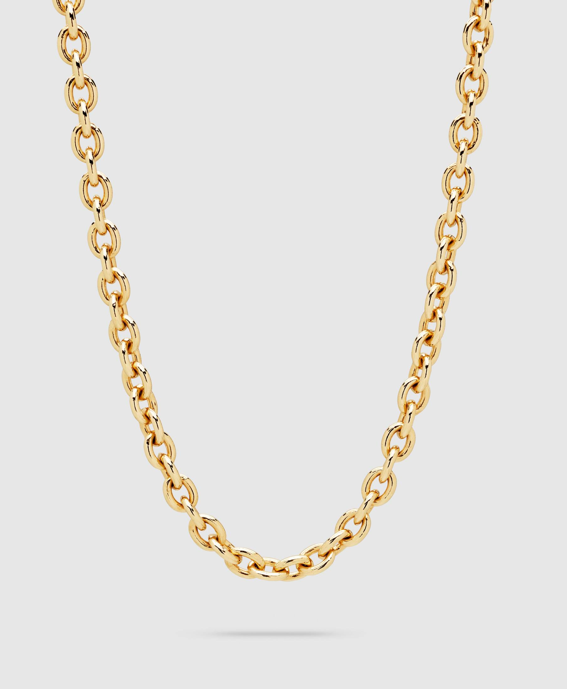 Ada Chain Thick Gold