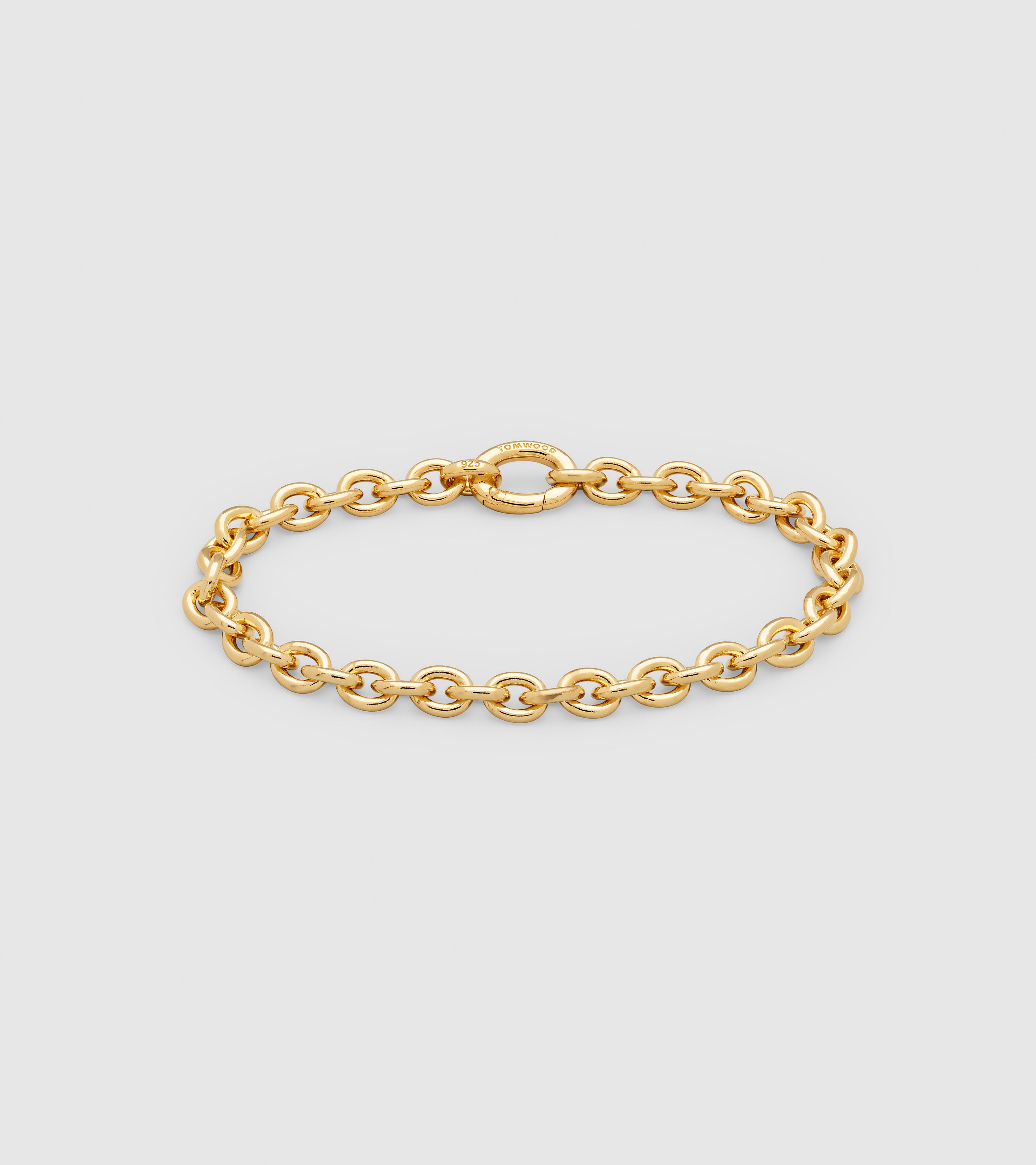 Ada Bracelet Slim Gold