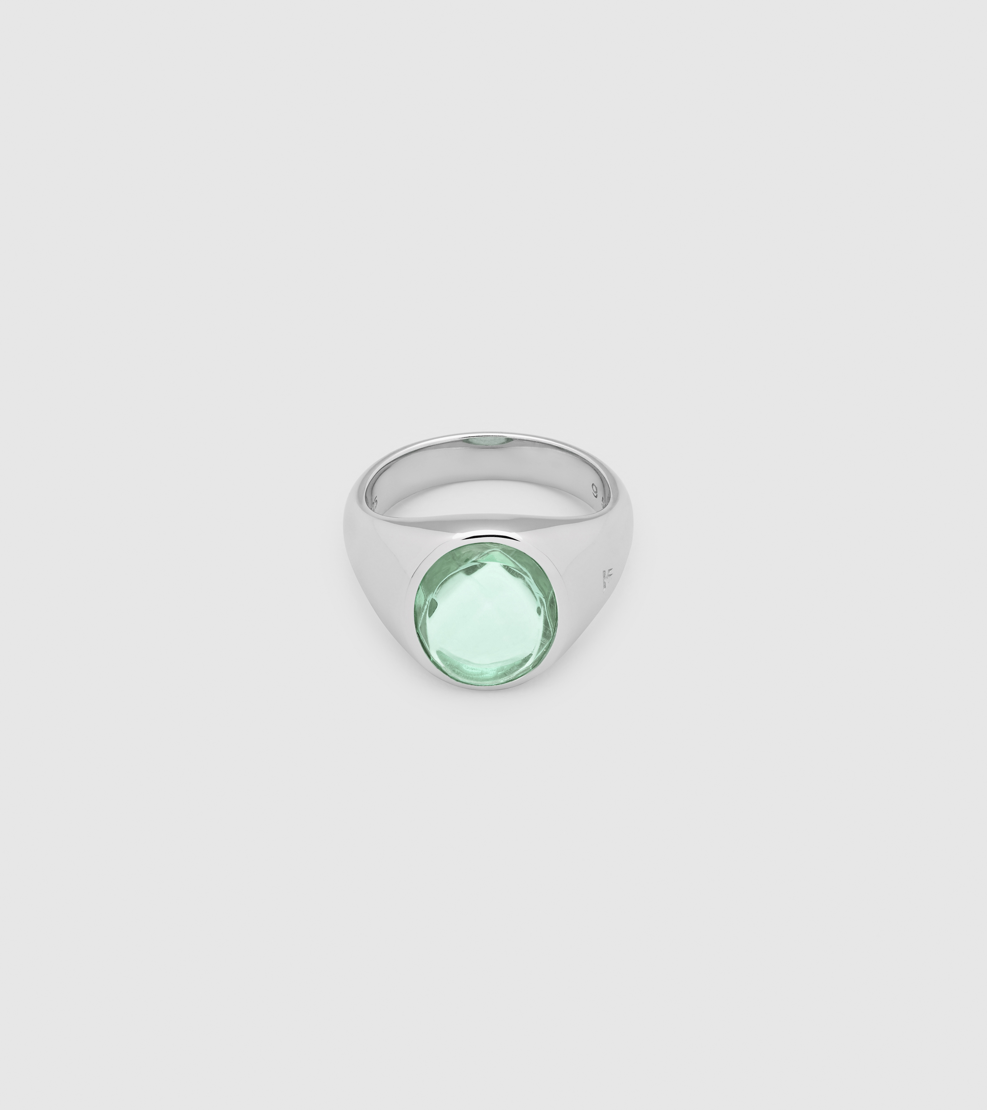 Lizzie Ring Green Quartz