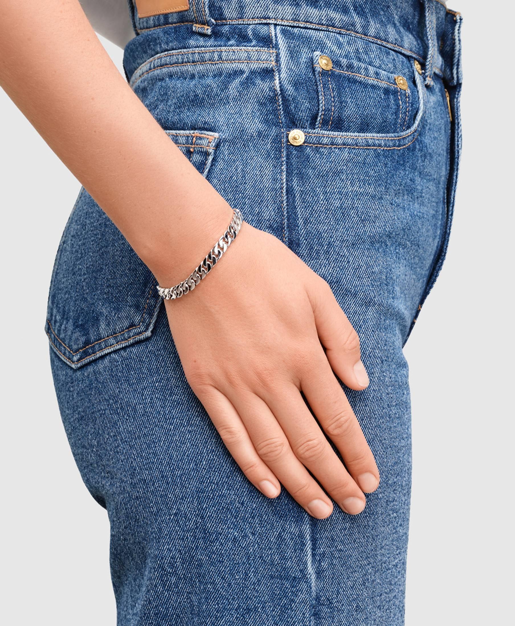 Curb 7 Bracelet