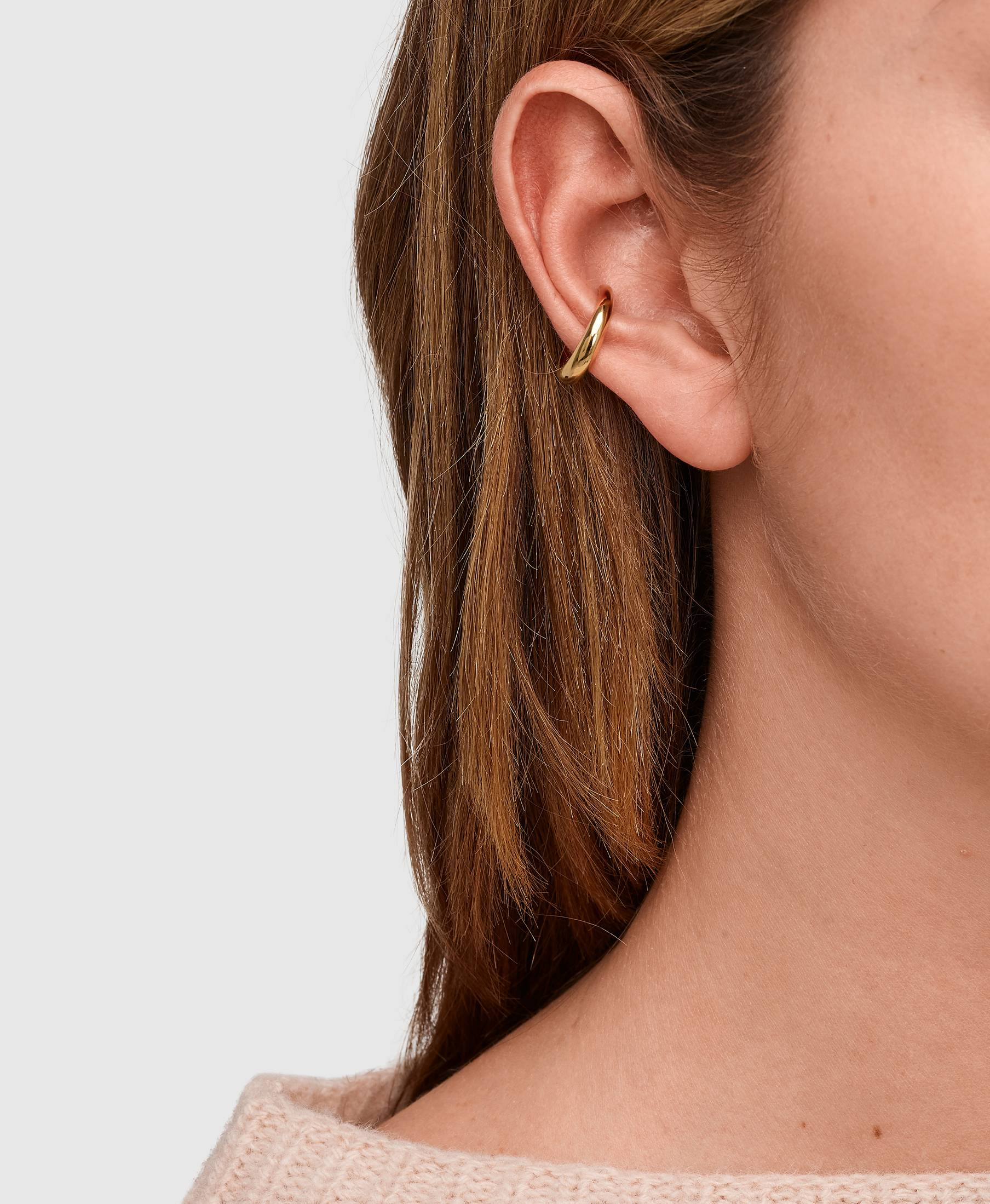 Ear Cuff Slim Gold
