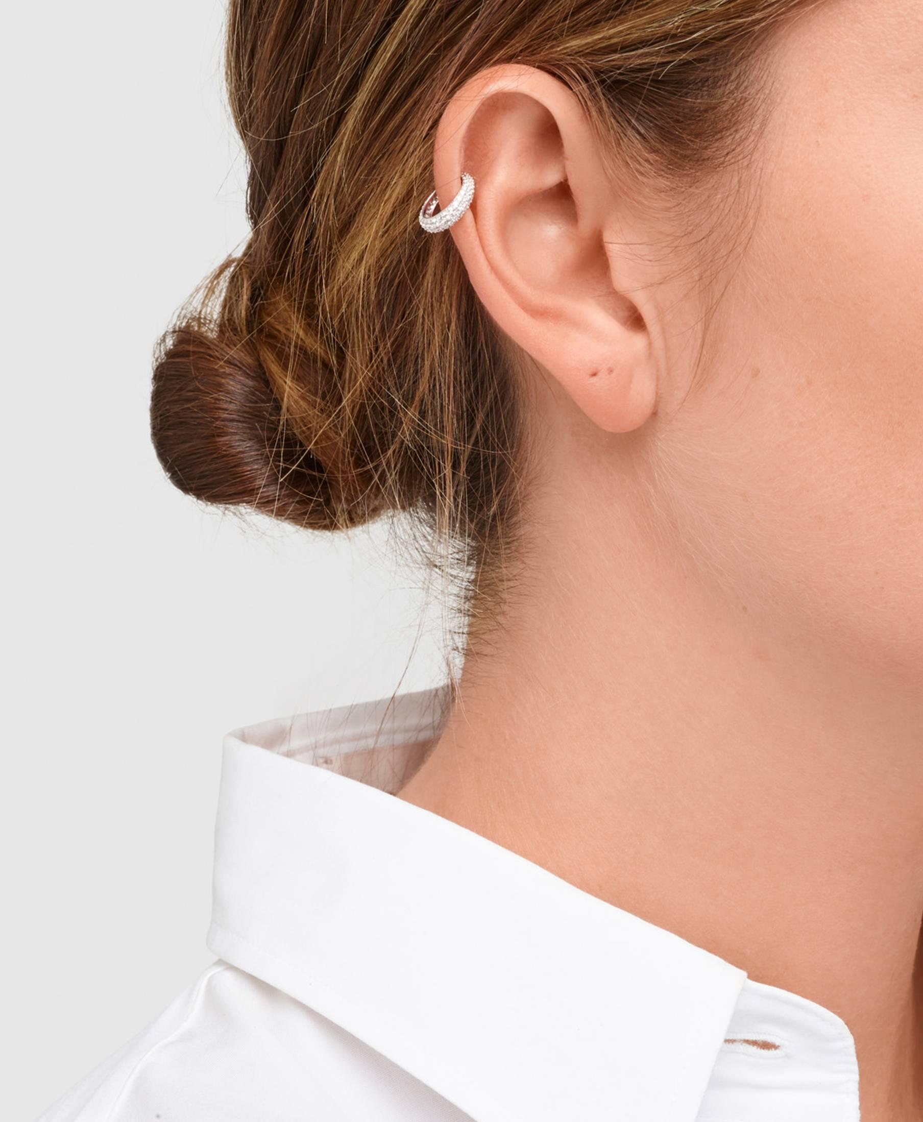 Ear Cuff Slim Zirconia