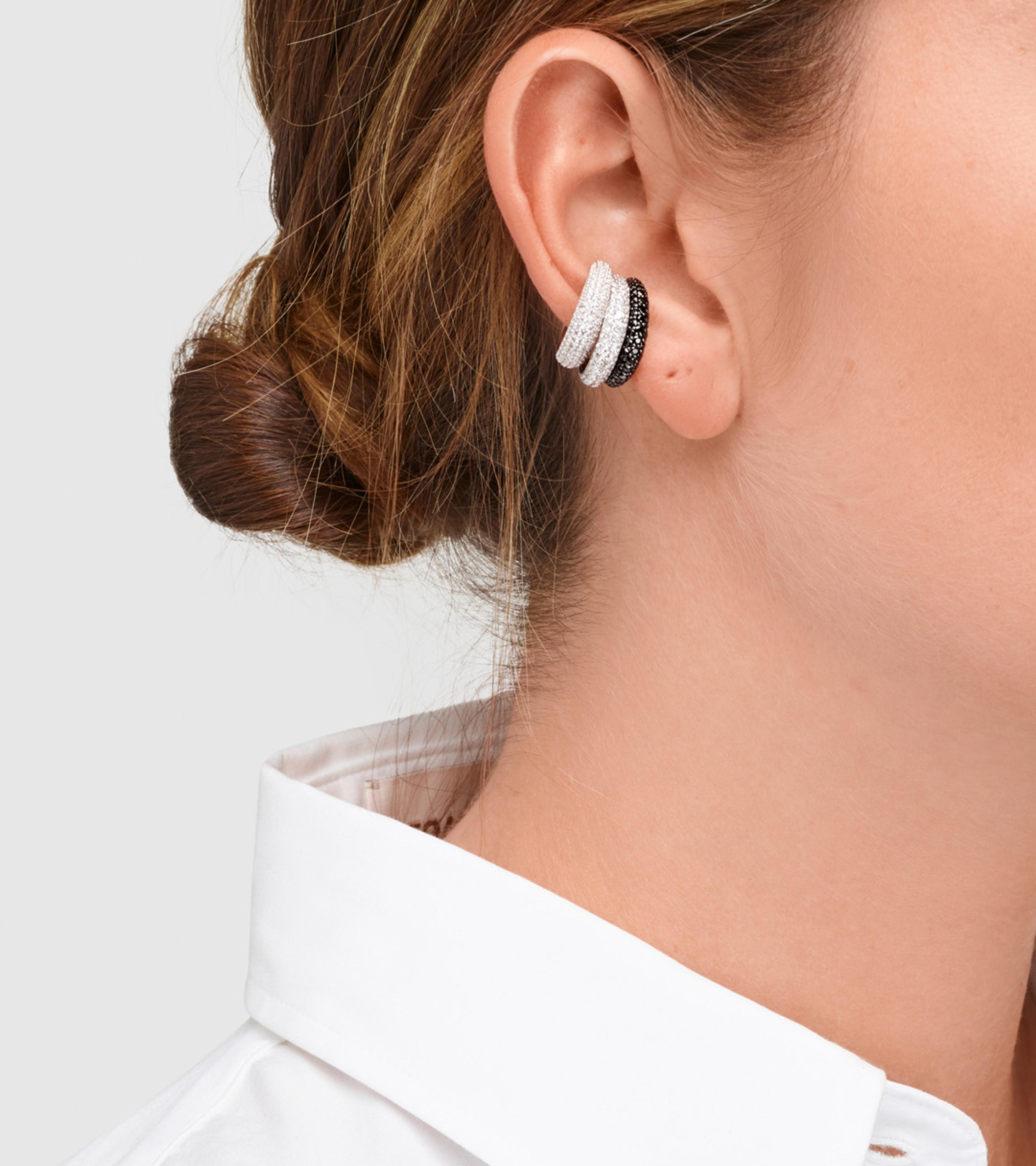 Ear Cuff Thick Zirconia