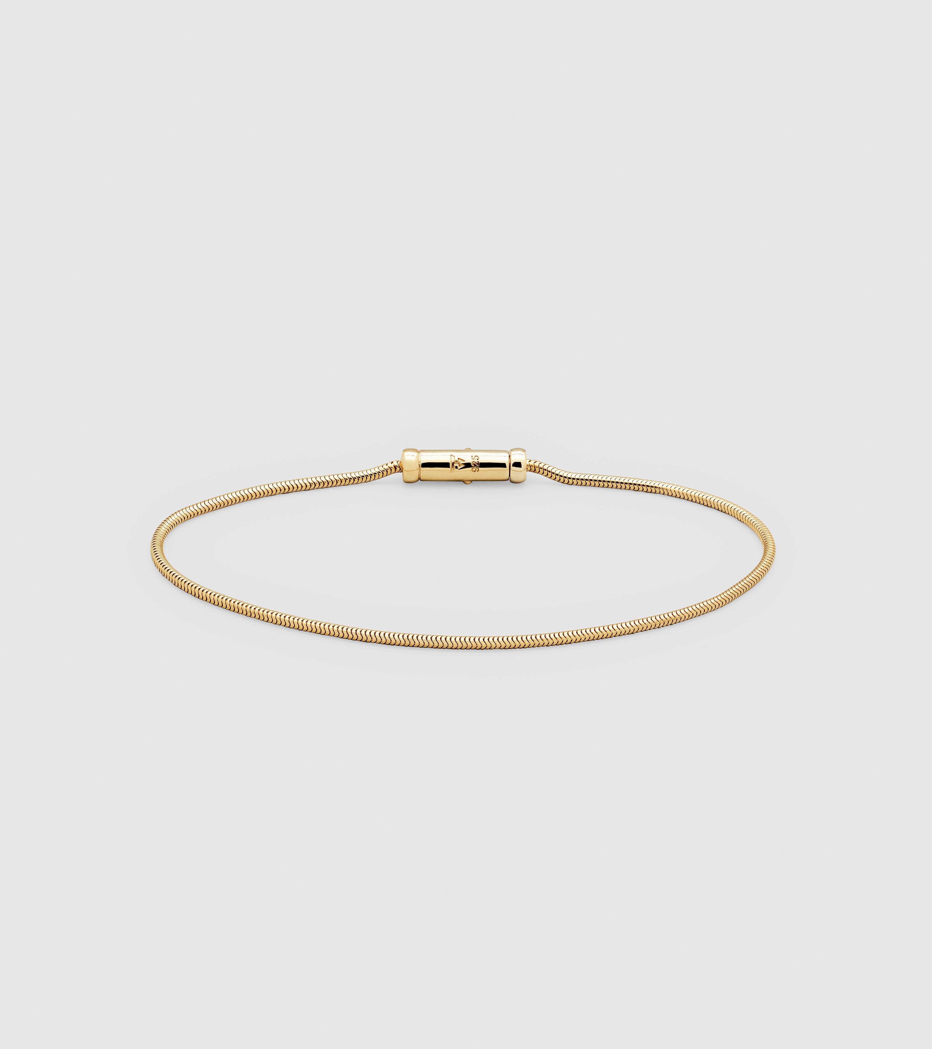 Boa Bracelet Gold