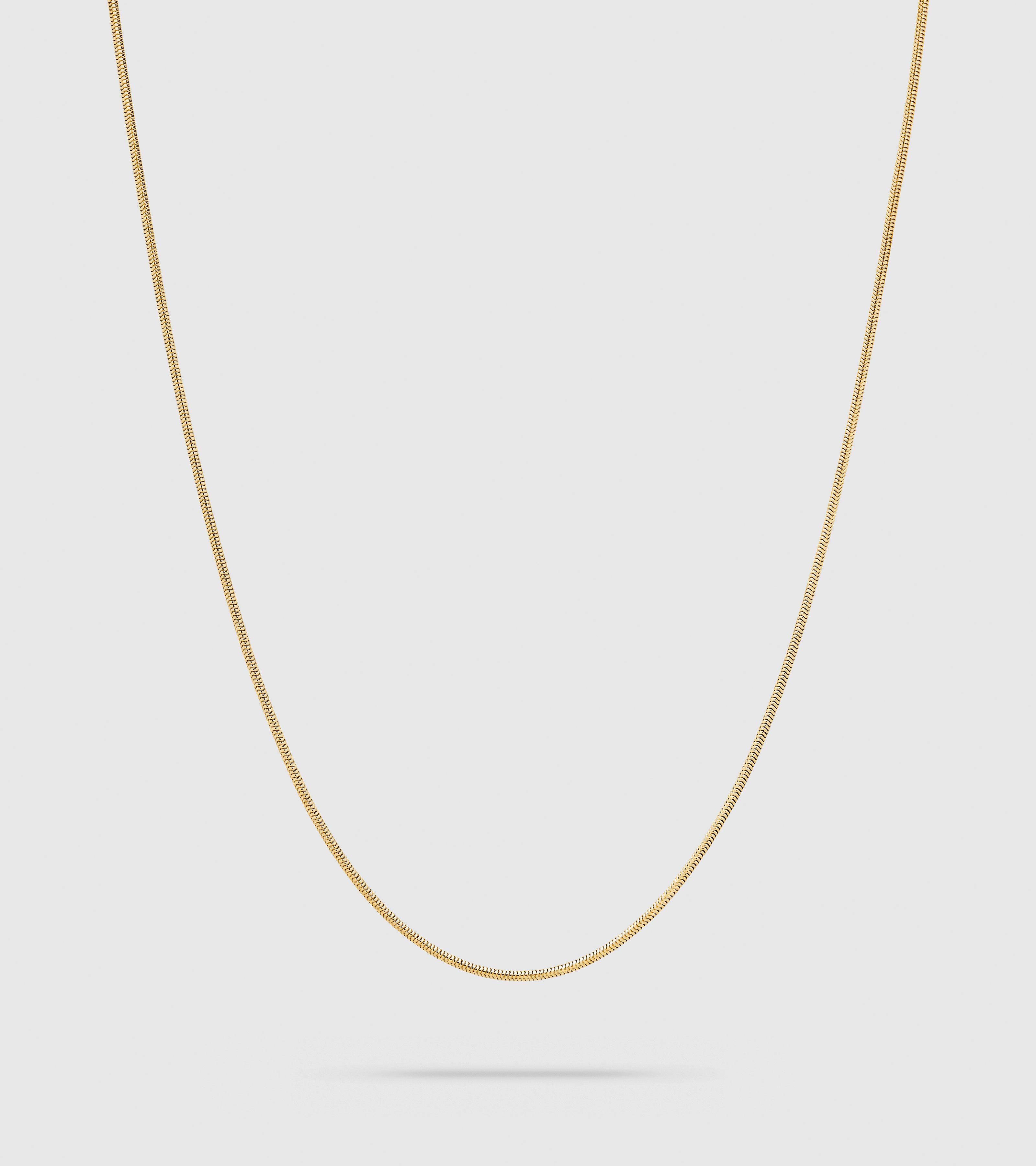 Boa Chain Gold