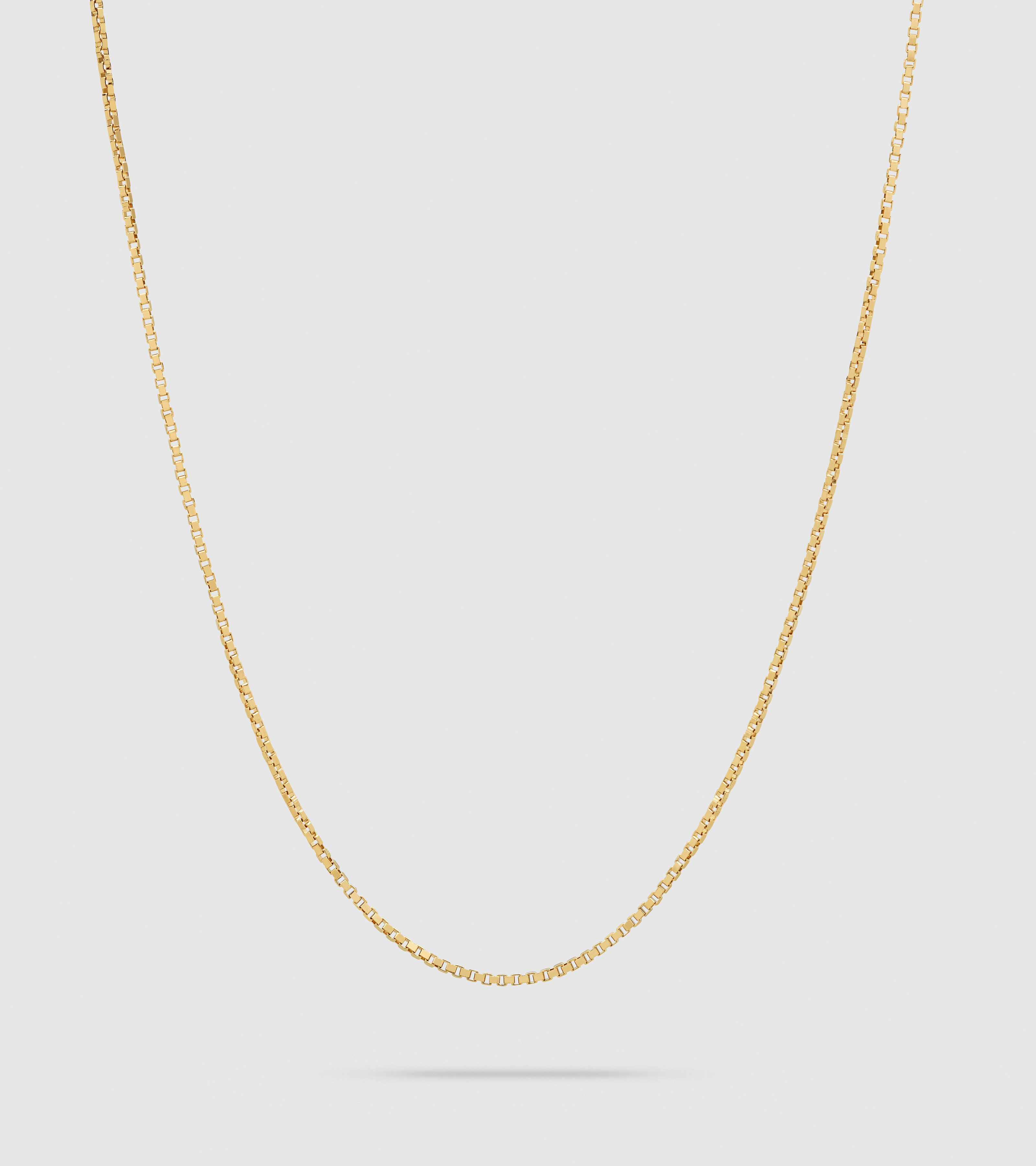 Square Chain Gold