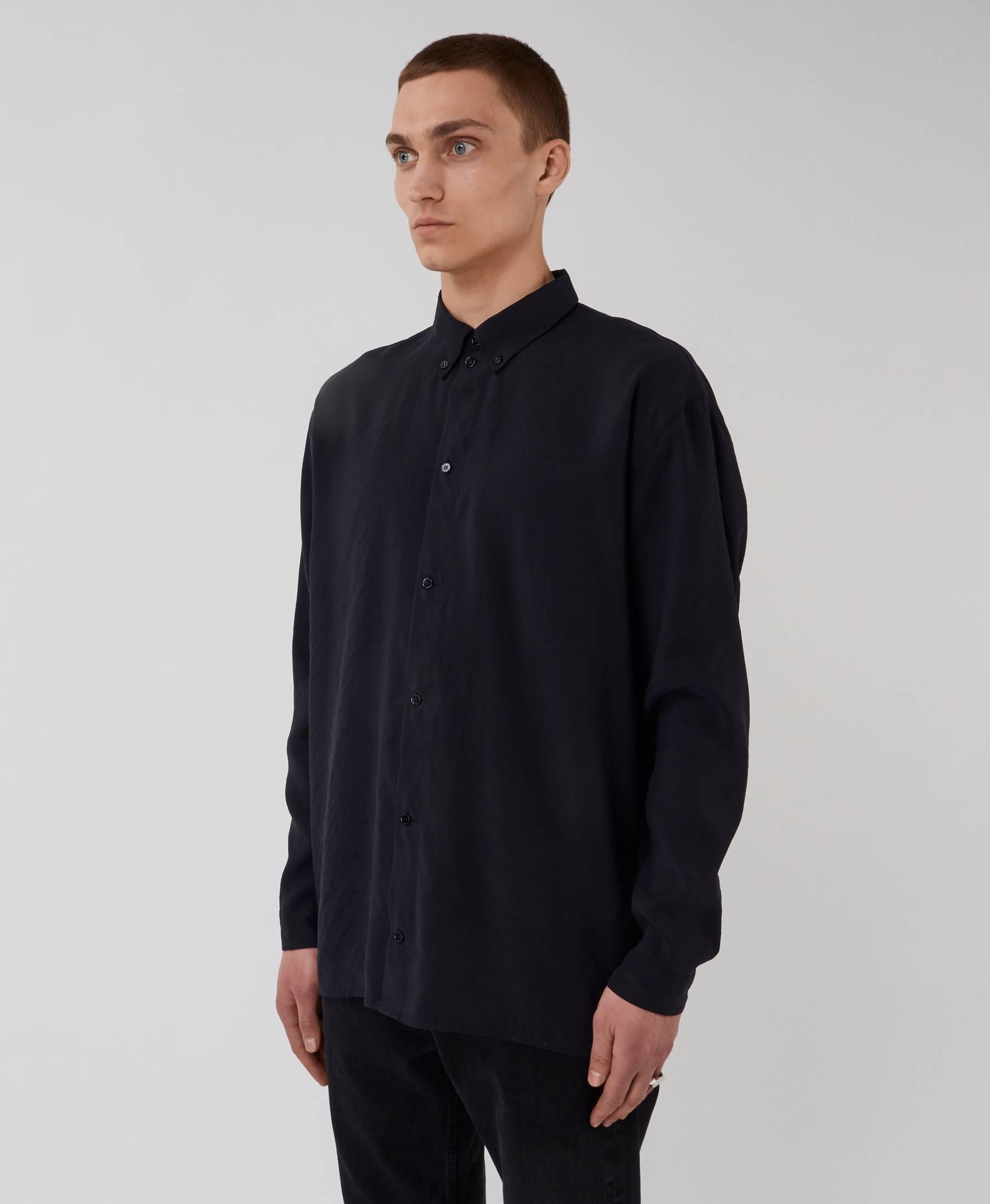 Penrose Shirt Pistol Black