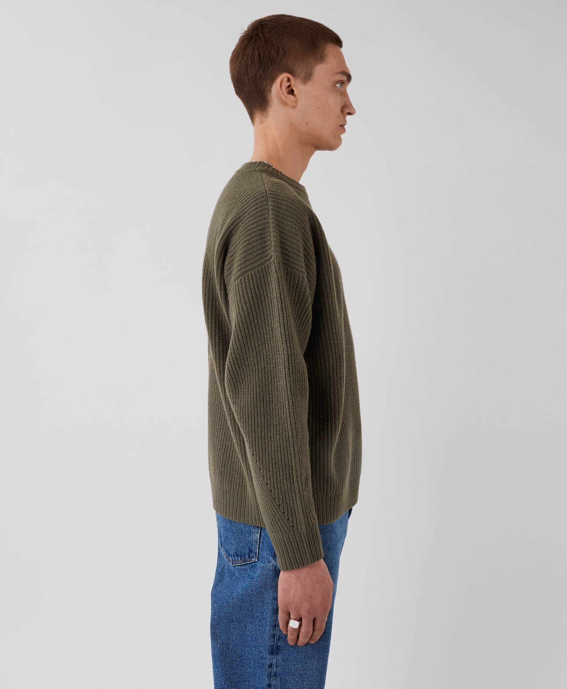 Kelvin Sweater Pale Pine