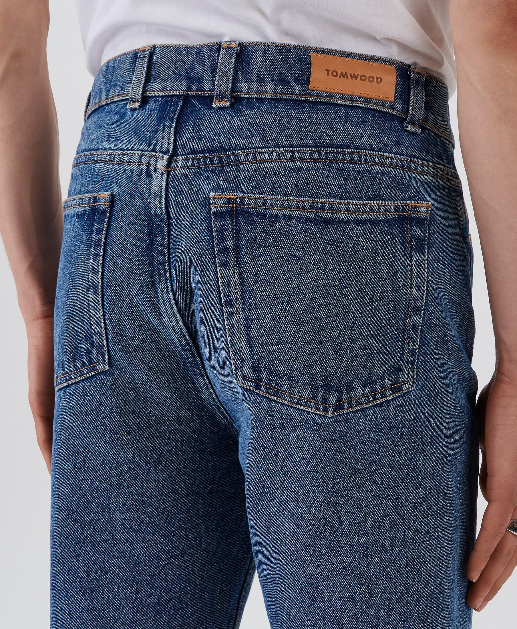 Sting Denim Pants Nice Blue
