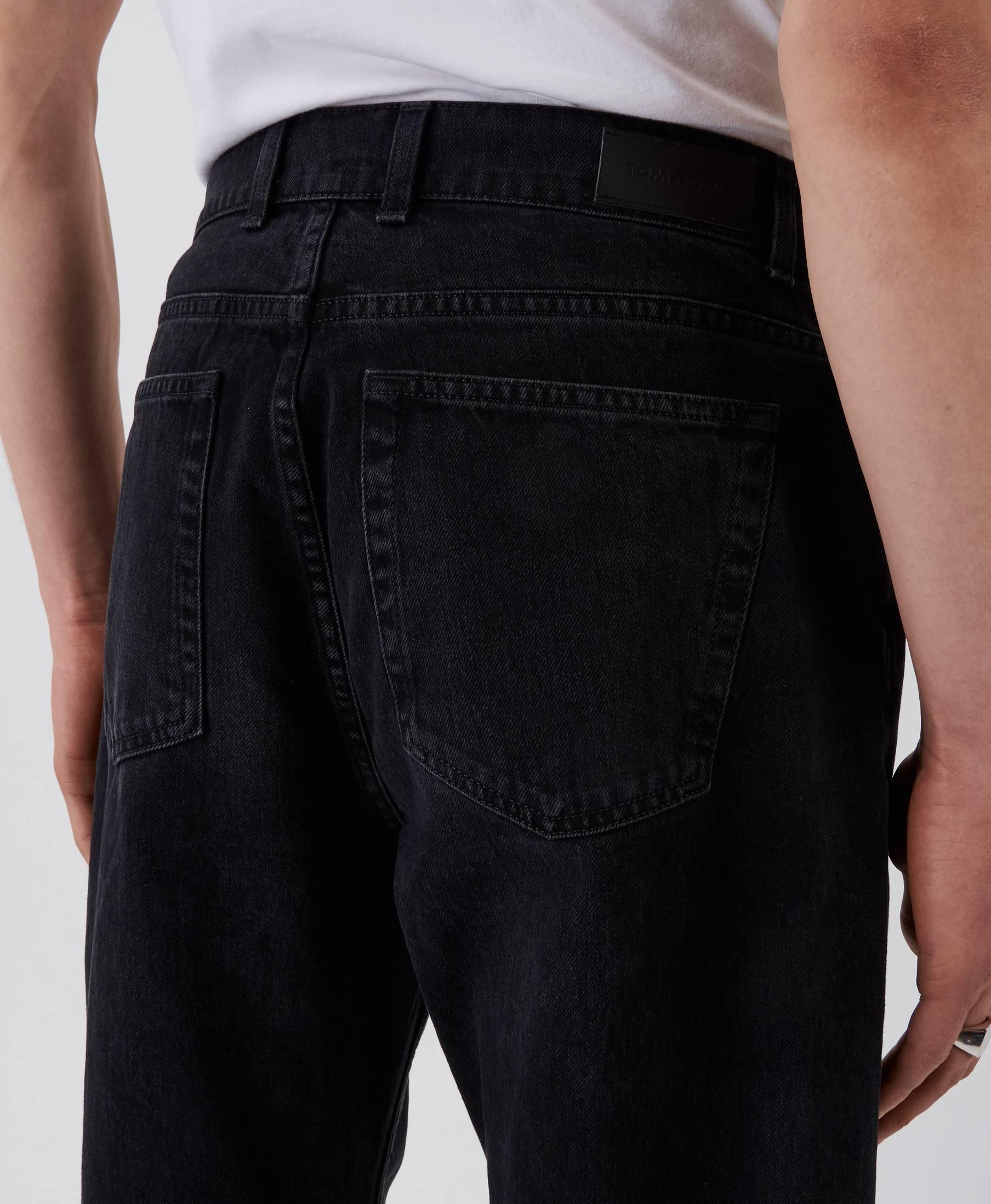 Sonic Denim Pants Used Black