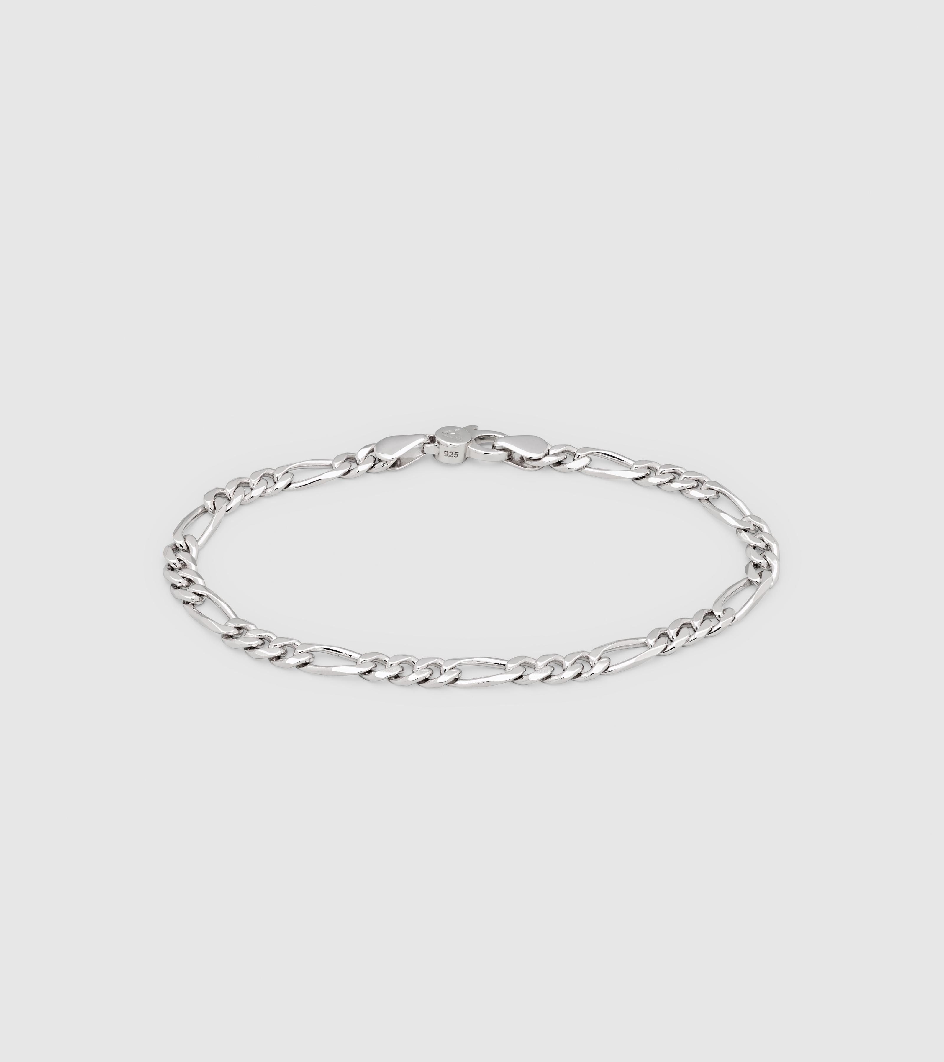 Figaro Bracelet Thick