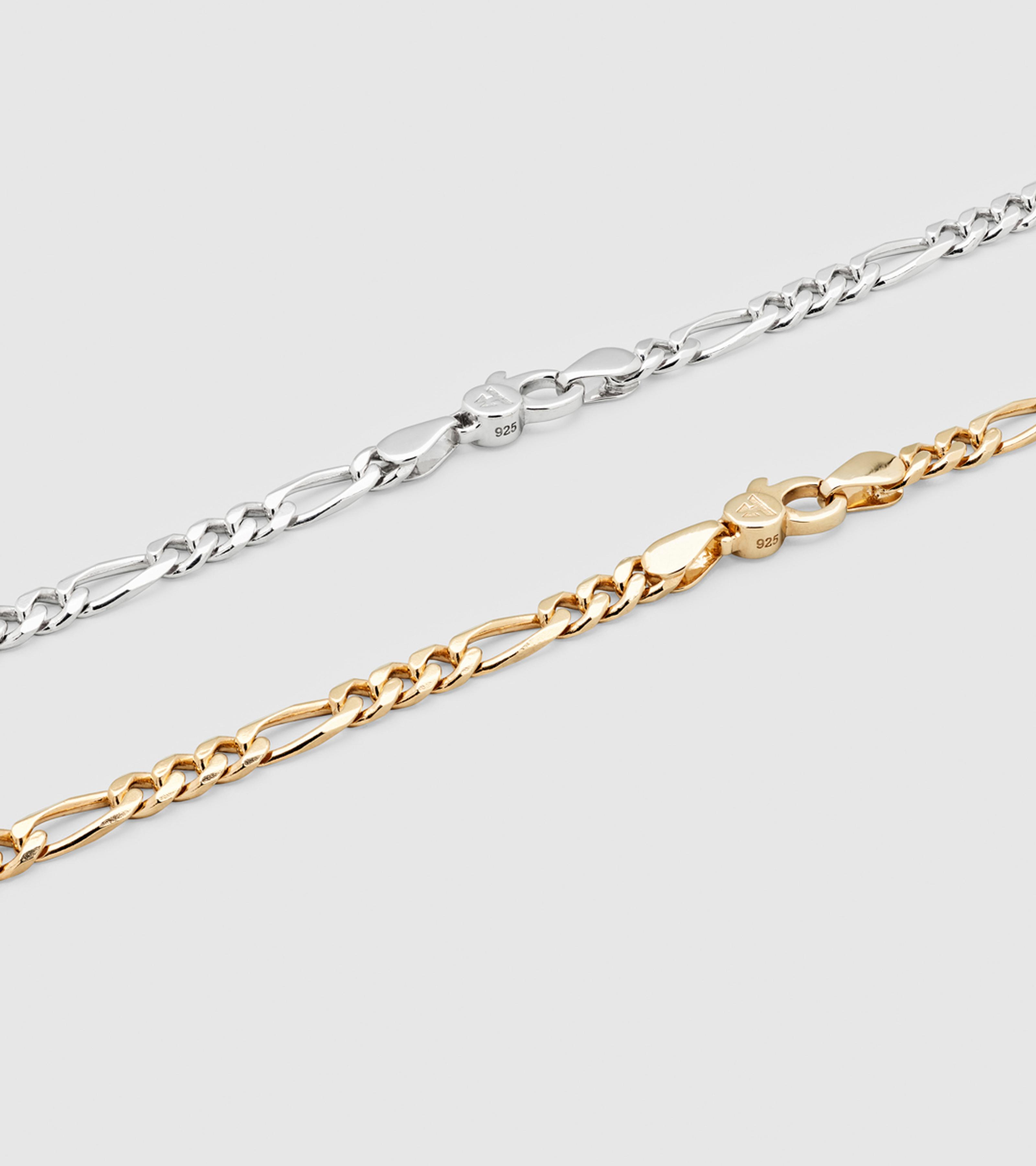 Figaro Chain Thick
