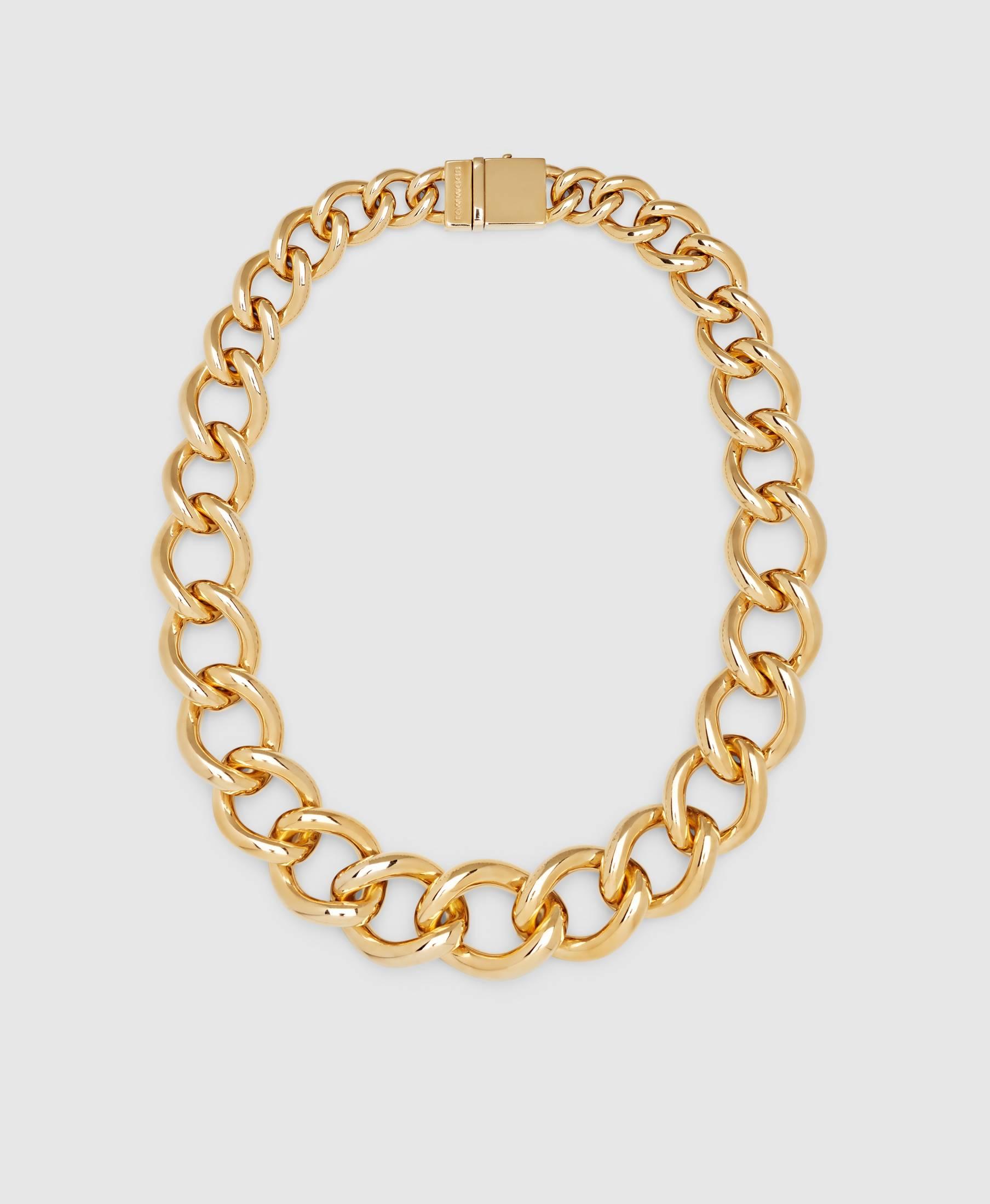 Liz Necklace Gold