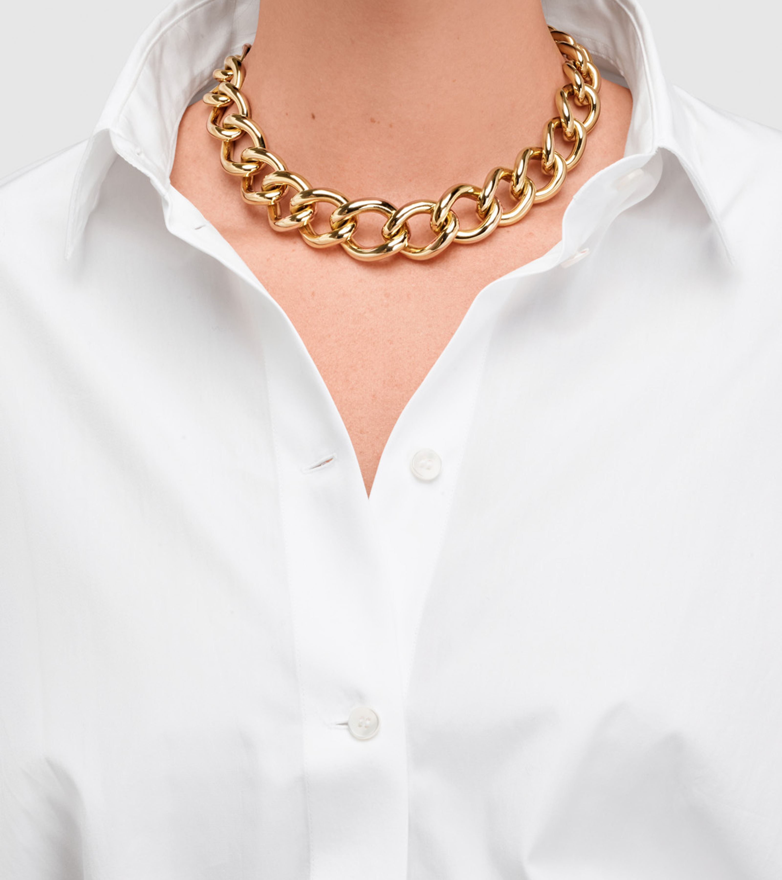 Liz Necklace Gold