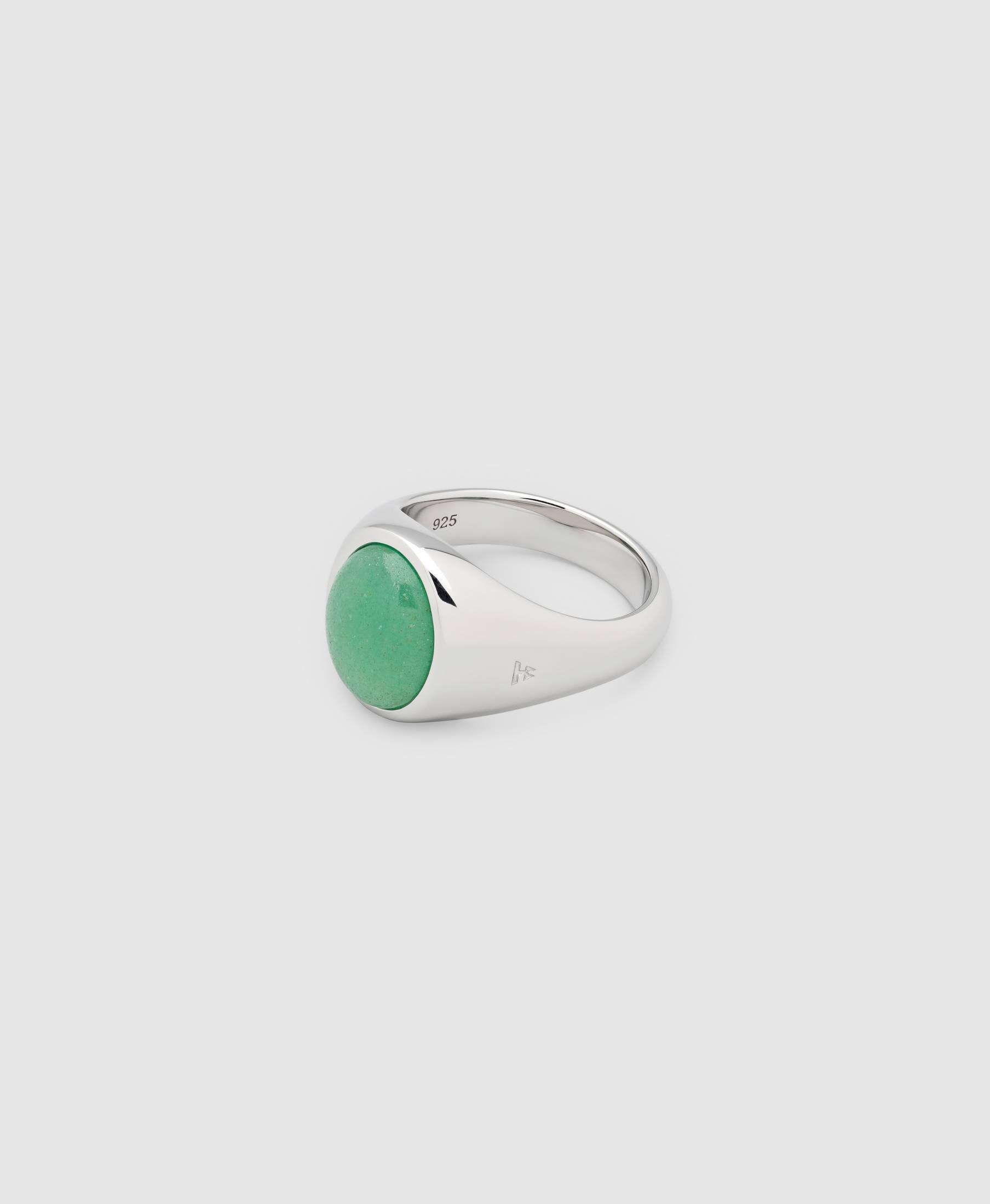 Dome Ring Aventurine