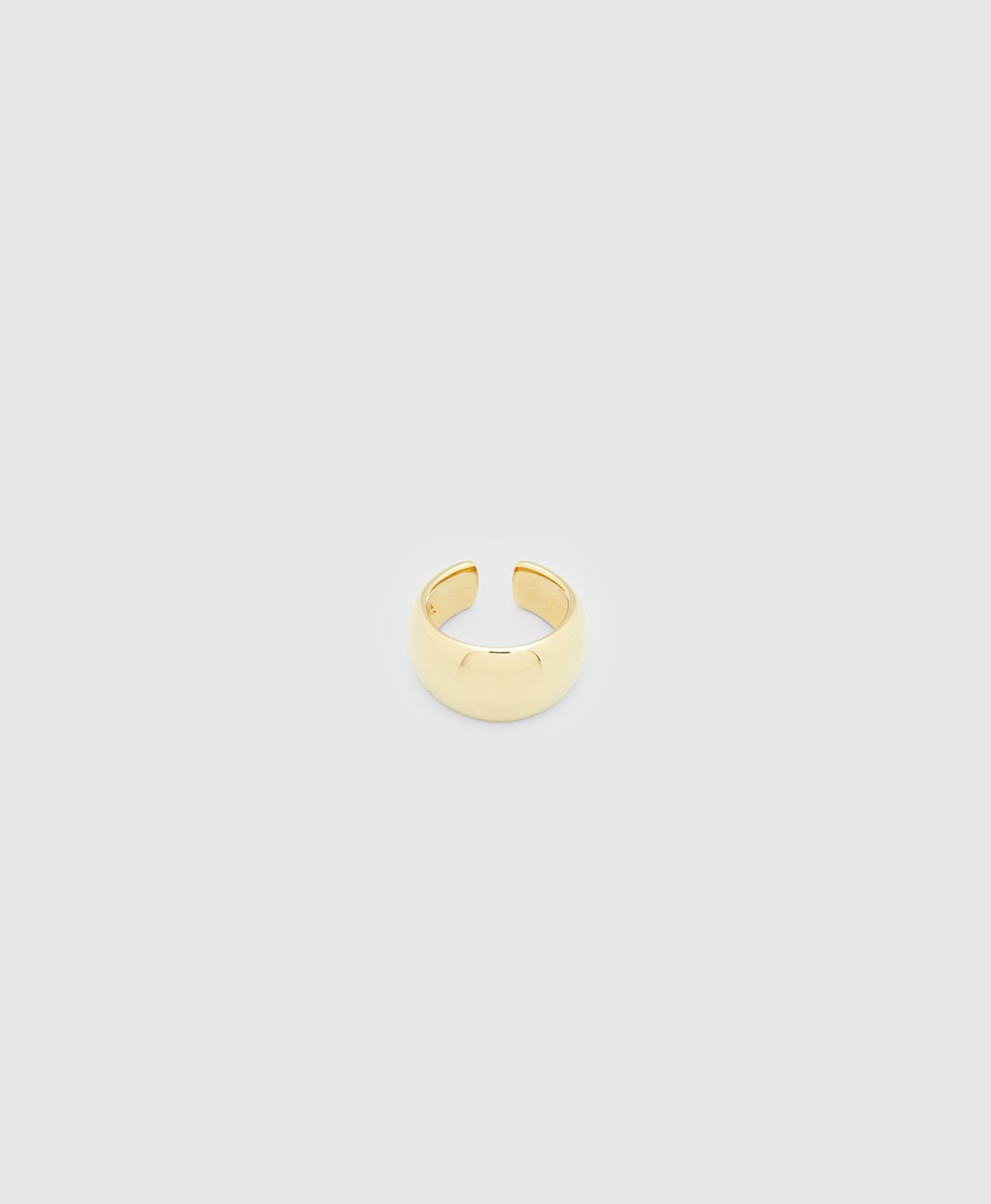 Chubby Ear Cuff Gold
