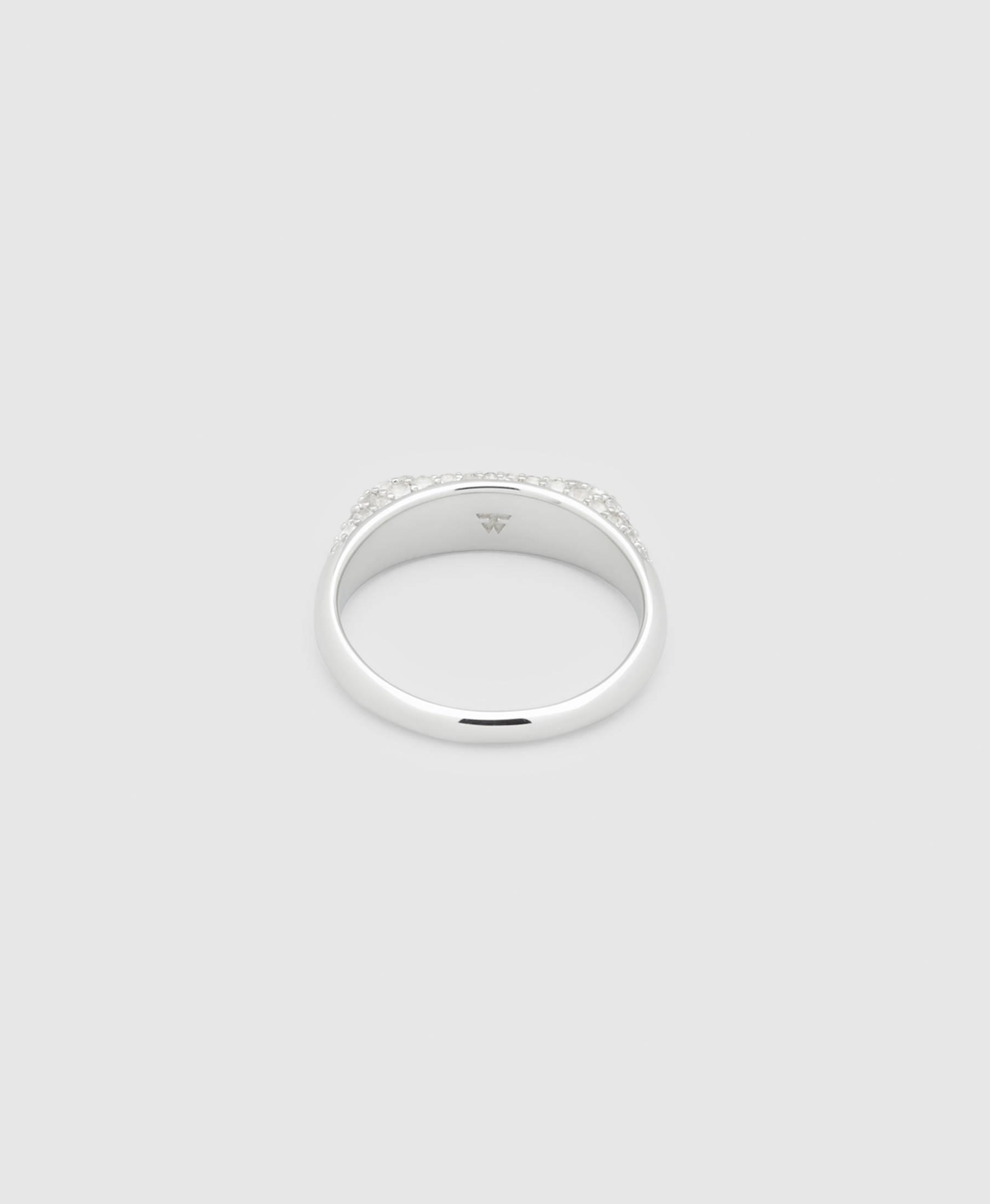 Knut Ring Rock Crystal
