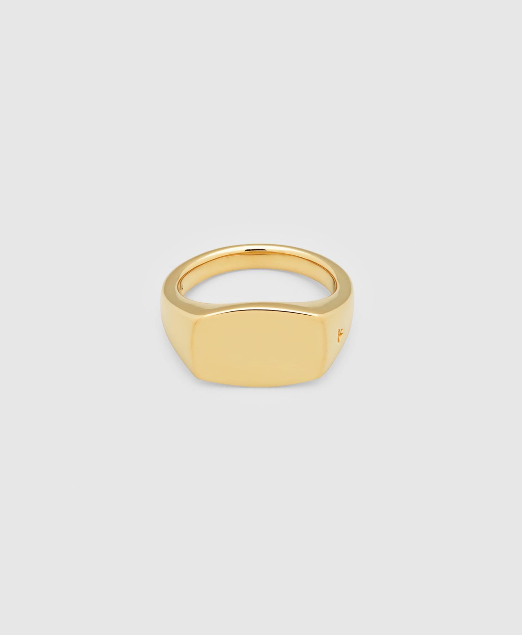 Michael Ring Gold