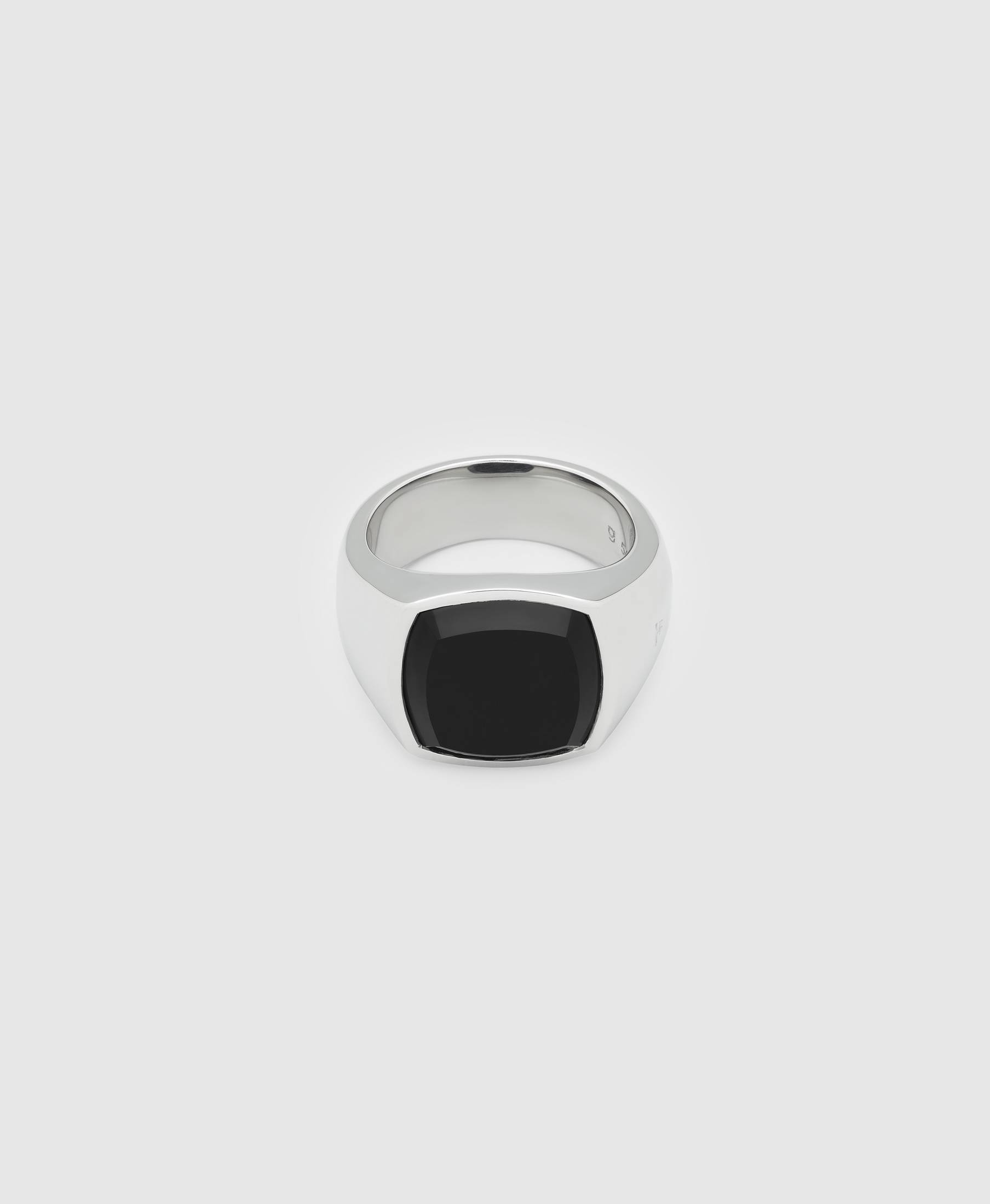 Shelby Ring Polished Onyx