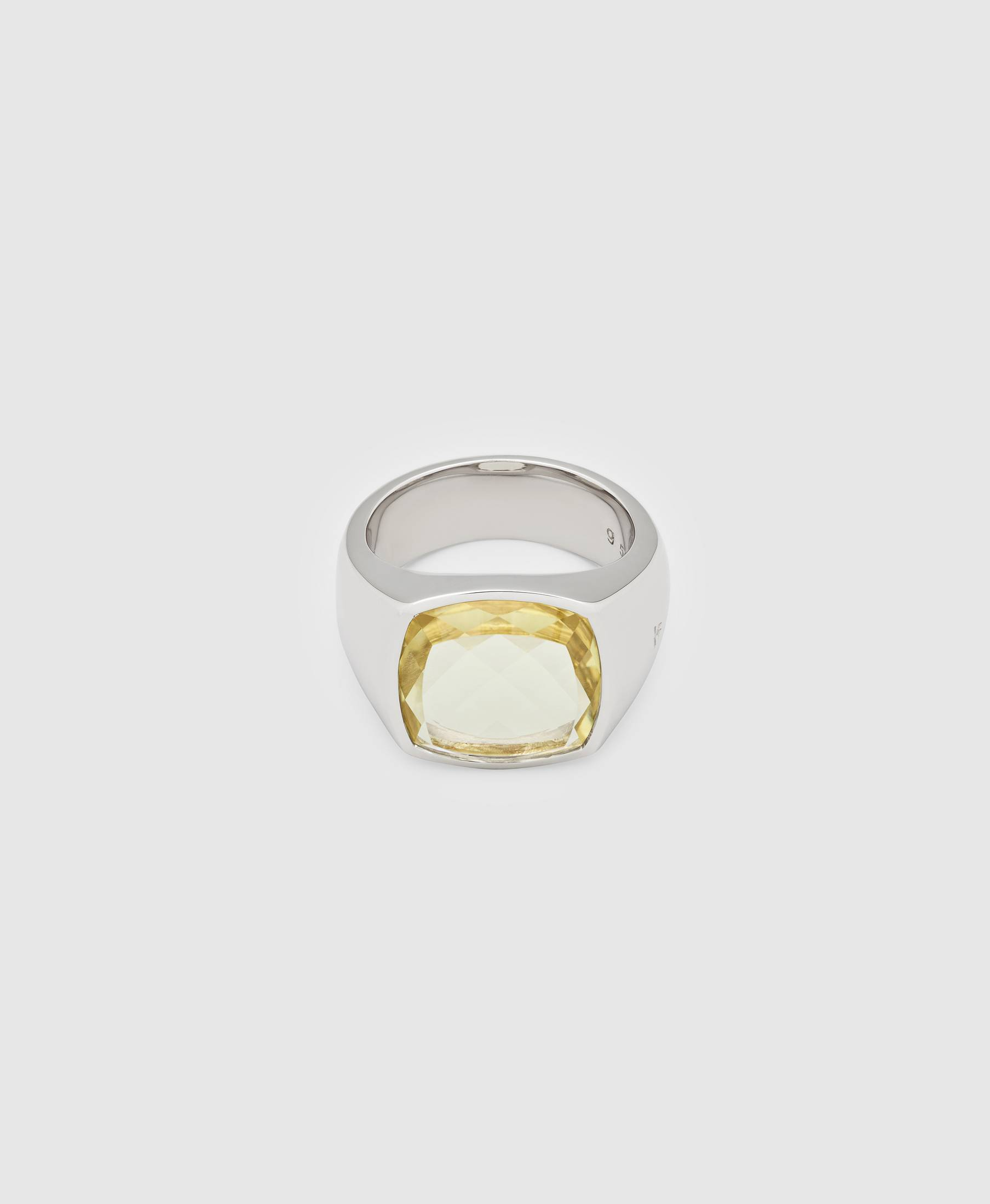 Shelby Ring Lemon Quartz
