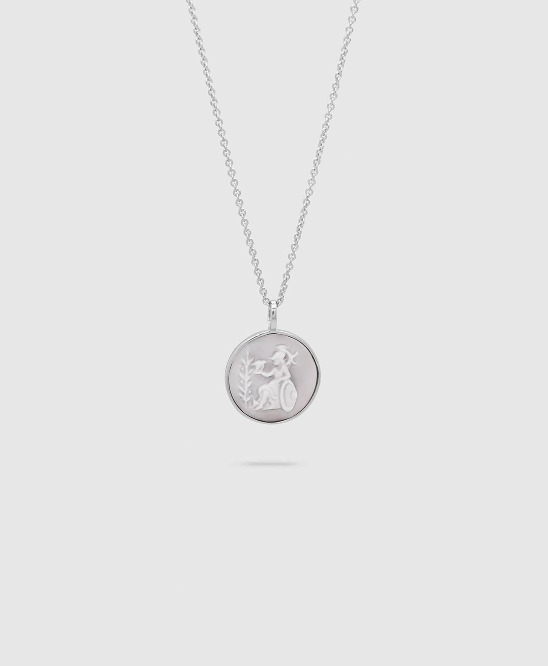 Cameo Athena Pendant S