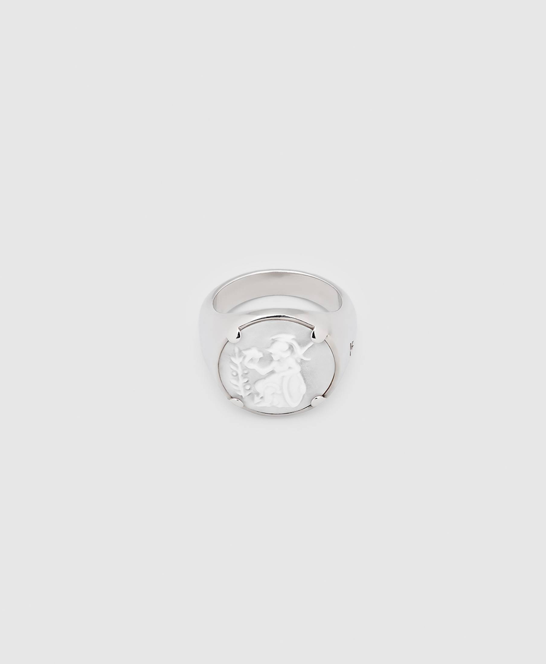Cameo Athena Ring