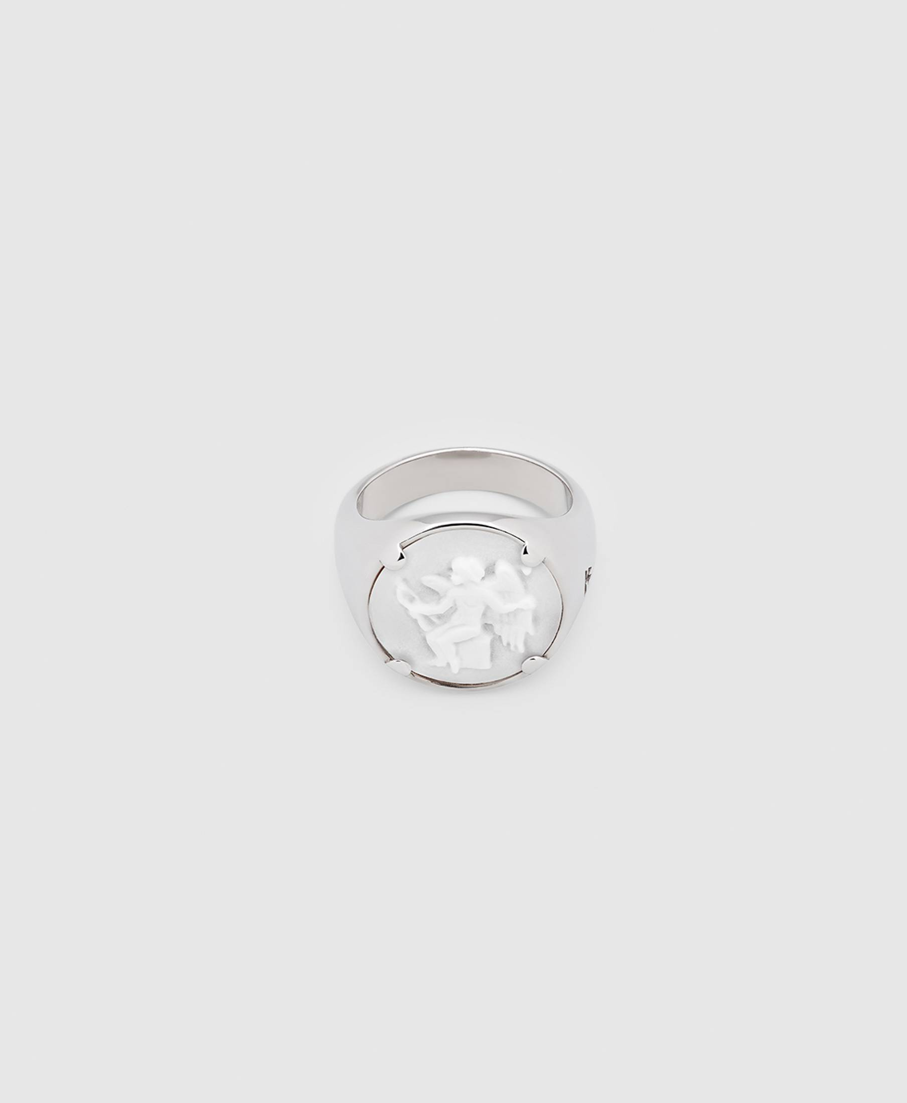 Cameo Eros Ring