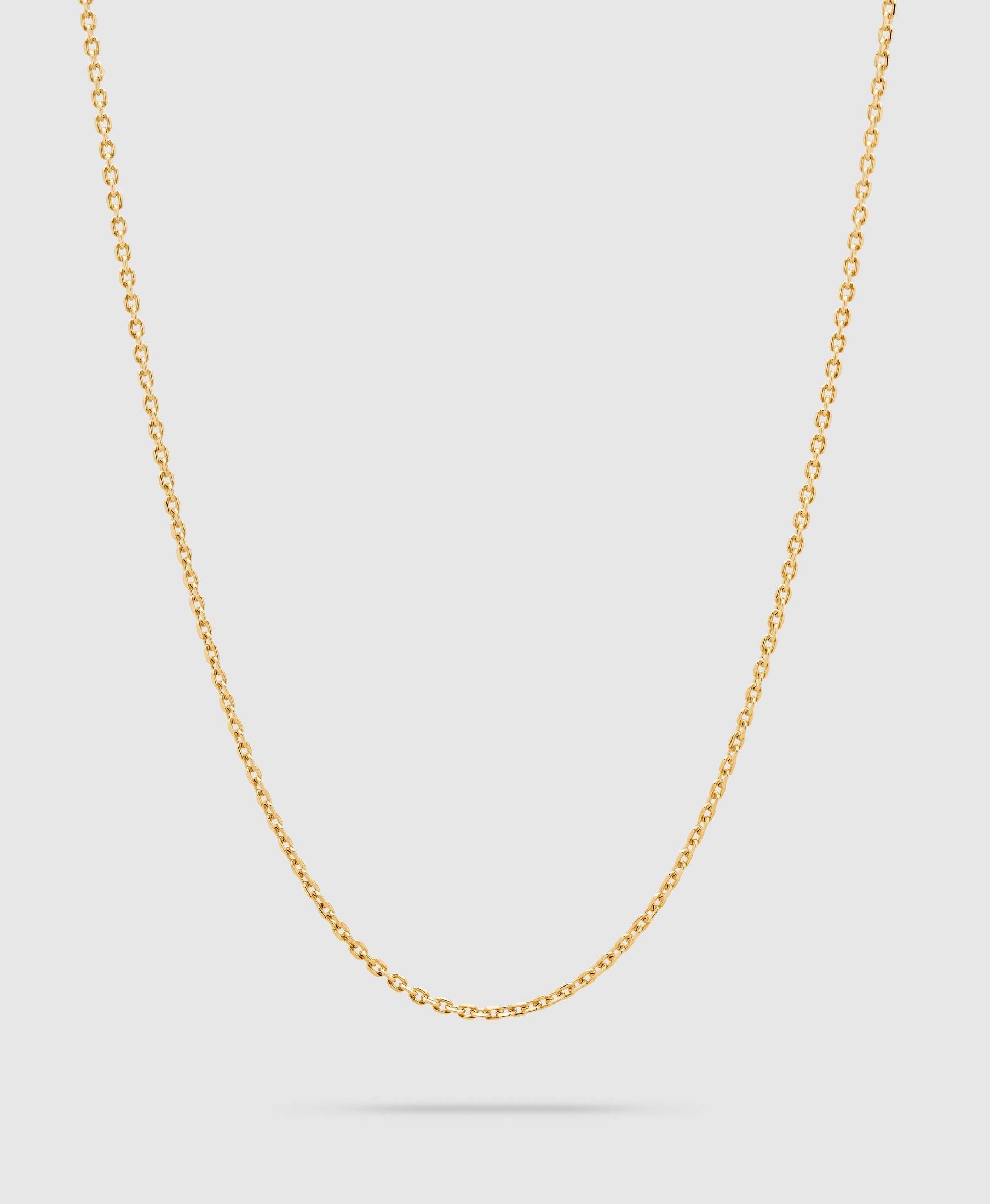 Anker Chain Slim Gold